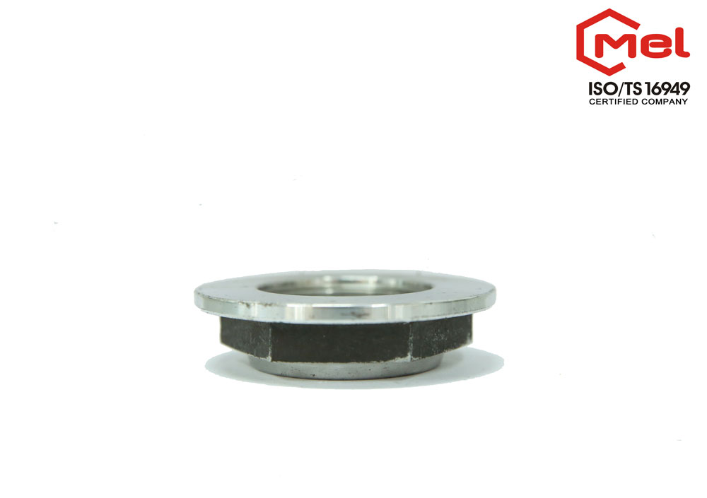 AXLE FLANGE NUT