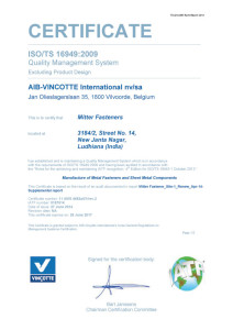 ISO-TS-16949-2009-(Ludhiana