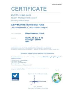 ISO-TS-16949-2009-(Rudrapur